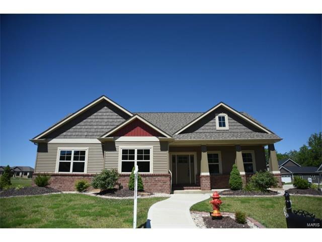 8839 Wheat Drive, Troy, IL 62294 (#17076750) :: Fusion Realty, LLC