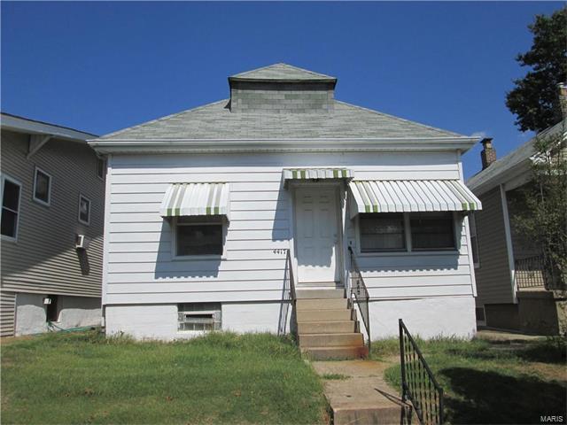 4417 Itaska, St Louis, MO 63116 (#17076919) :: Clarity Street Realty