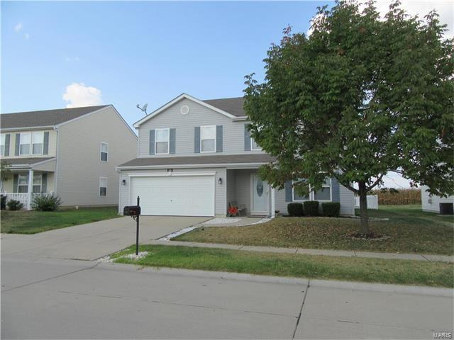 512 Falling Leaf Way, Mascoutah, IL 62258 (#17077058) :: Holden Realty Group - RE/MAX Preferred