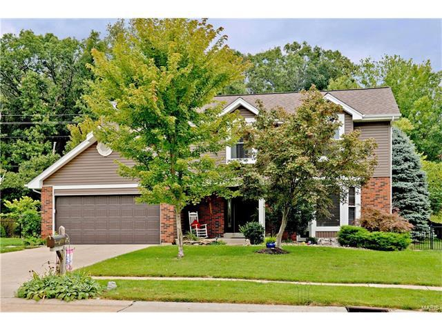 16751 Babler View Drive, Wildwood, MO 63011 (#17077201) :: Kelly Hager Group | Keller Williams Realty Chesterfield