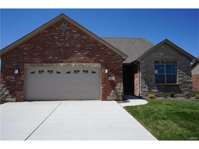 1917 Herby Lane, Swansea, IL 62226 (#17077211) :: Sue Martin Team