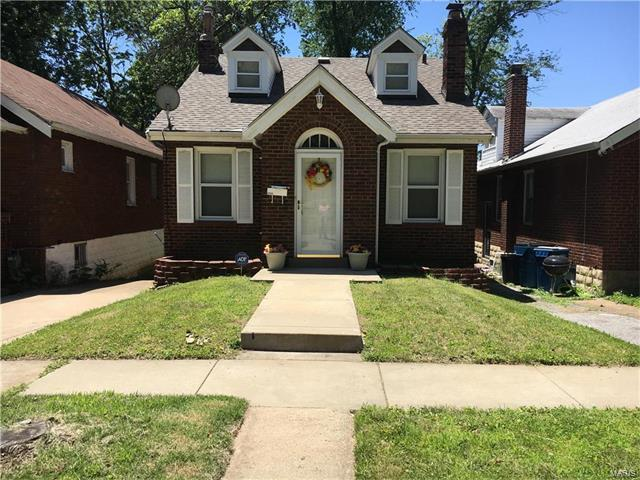 6906 Greenway Avenue, St Louis, MO 63121 (#17077353) :: Clarity Street Realty
