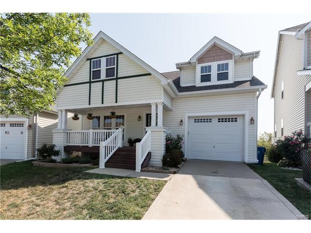 217 Montclair Tower, Saint Charles, MO 63303 (#17077451) :: Clarity Street Realty