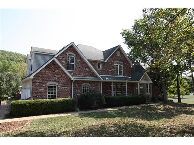 3122 Summit View Place Drive, Glencoe, MO 63038 (#17077460) :: The Kathy Helbig Group