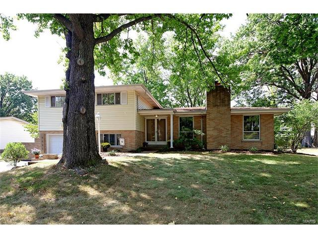 8645 Otto Westway, Sunset Hills, MO 63127 (#17078085) :: The Becky O'Neill Power Home Selling Team