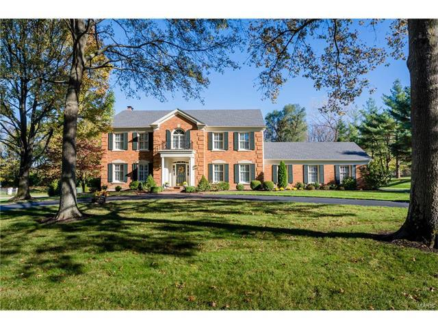 2454 White Stable Road, Town and Country, MO 63131 (#17078144) :: RE/MAX Vision