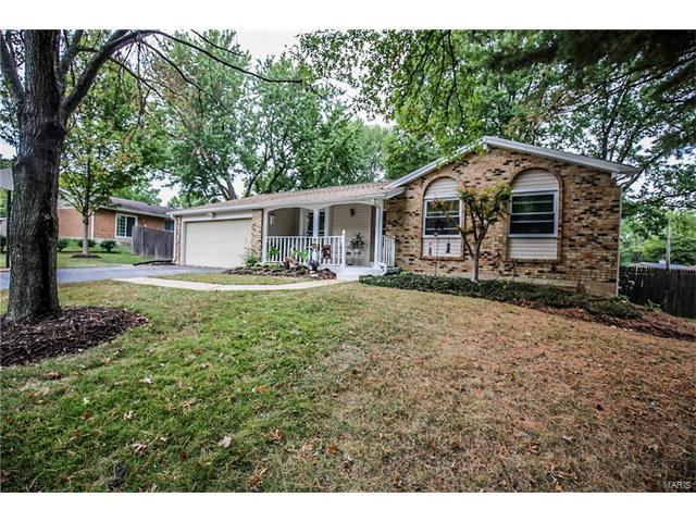 228 Rendina, Ellisville, MO 63011 (#17078398) :: The Becky O'Neill Power Home Selling Team
