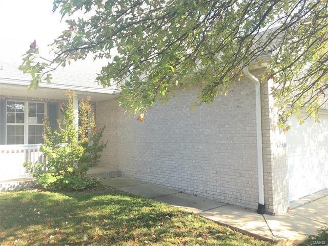346 Radcliff Road, Shiloh, IL 62221 (#17078444) :: Fusion Realty, LLC