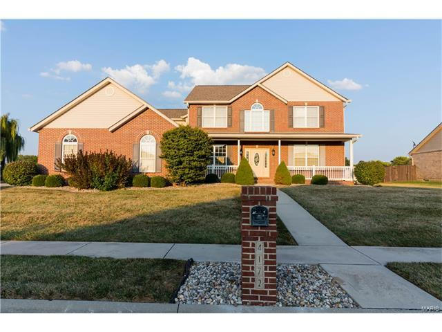 4172 Red Field, Swansea, IL 62226 (#17078492) :: Holden Realty Group - RE/MAX Preferred