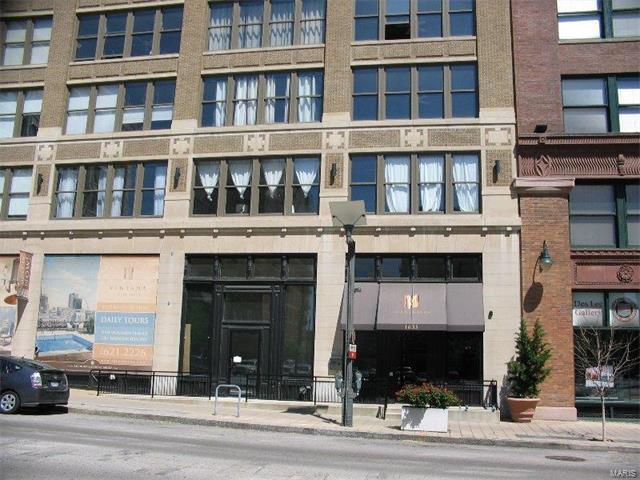 1635 Washington Avenue #904, St Louis, MO 63103 (#17078664) :: Carrington Real Estate Services