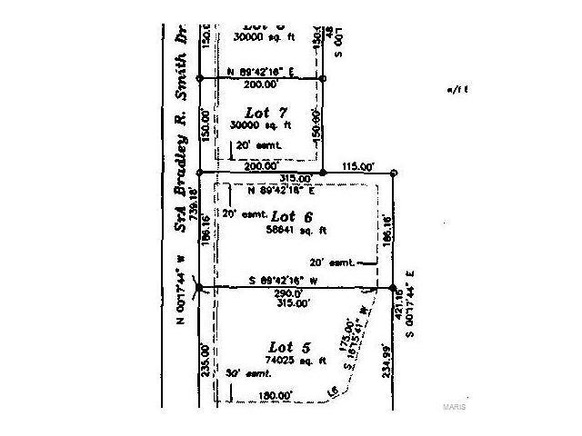 1940 Sra Bradley Smith Drive, Troy, IL 62294 (#17078693) :: Fusion Realty, LLC