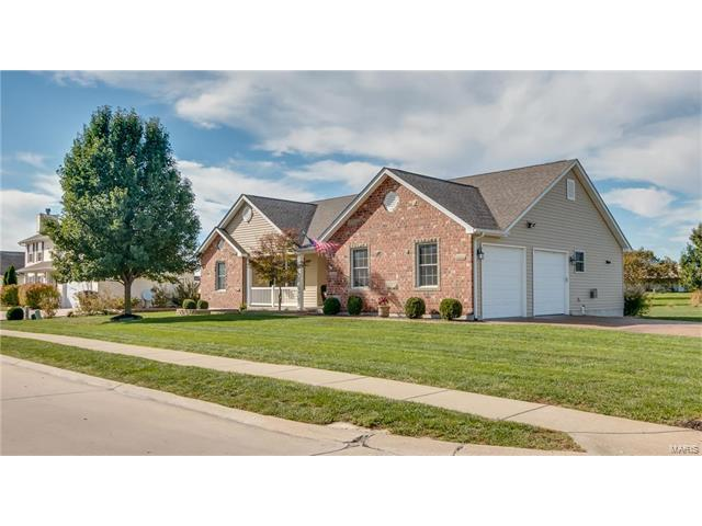 111 Wingate, Troy, MO 63379 (#17078866) :: Holden Realty Group - RE/MAX Preferred