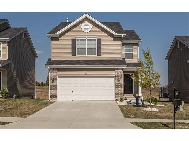 1031 Chesterfield Drive, Wentzville, MO 63385 (#17079268) :: Clarity Street Realty