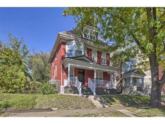5131 Maple Avenue, St Louis, MO 63113 (#17079279) :: Sue Martin Team