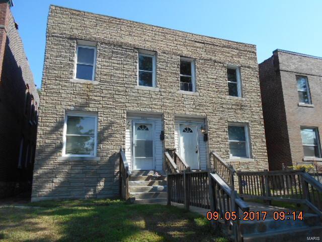3433 Juniata Street 33&35, St Louis, MO 63118 (#17079530) :: Sue Martin Team