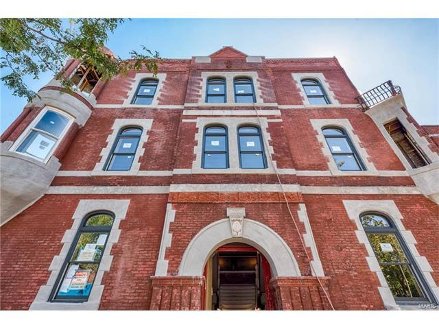 2330 S 12th Street #201, St Louis, MO 63104 (#17079659) :: Carrington Real Estate Services