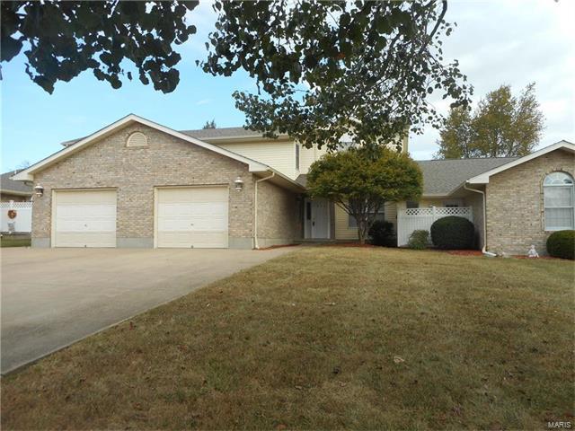304 Holly Tree, Farmington, MO 63640 (#17079710) :: Carrington Real Estate Services