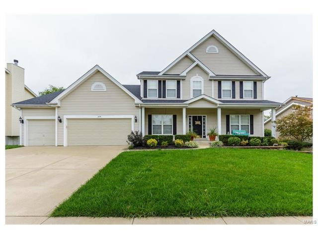 2474 Macpherson Drive, Dardenne Prairie, MO 63368 (#17079768) :: The Kathy Helbig Group