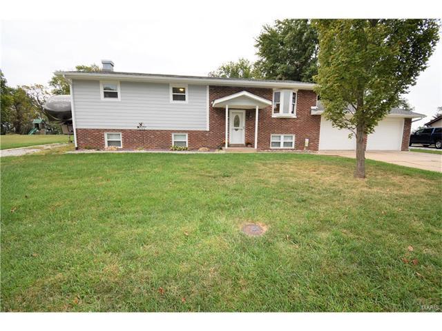 921 Olde Farm Road, Troy, IL 62294 (#17079803) :: Fusion Realty, LLC