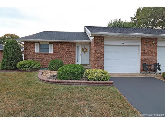 313 W Green Tree, Farmington, MO 63640 (#17080305) :: Clarity Street Realty