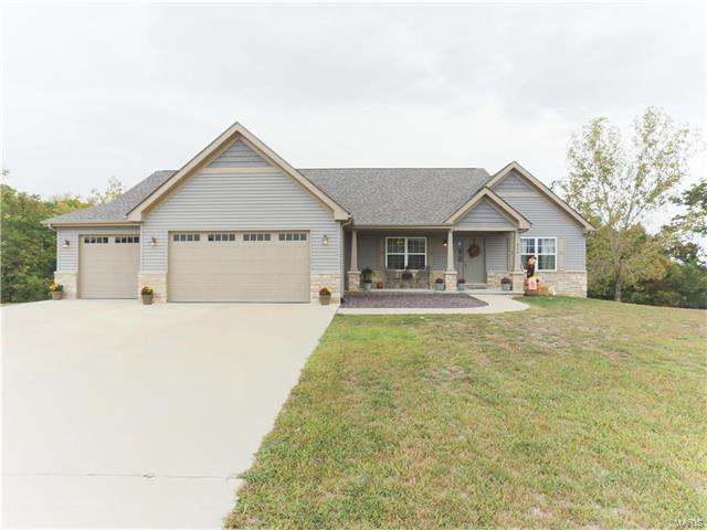 804 Autumn Rise Lane, Columbia, IL 62236 (#17080389) :: Holden Realty Group - RE/MAX Preferred