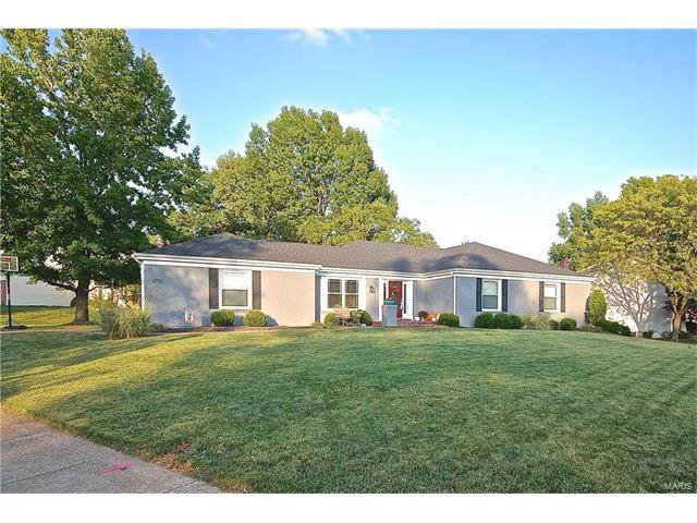 2192 Willow Ridge Lane, Chesterfield, MO 63017 (#17080669) :: Kelly Hager Group | Keller Williams Realty Chesterfield
