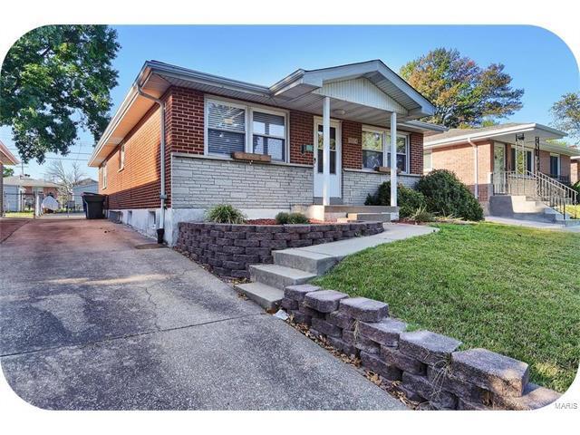 3624 Loughborough Avenue, St Louis, MO 63116 (#17080743) :: RE/MAX Vision