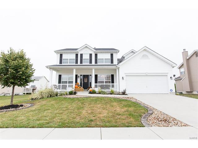2632 Ambridge, Shiloh, IL 62221 (#17080892) :: Holden Realty Group - RE/MAX Preferred