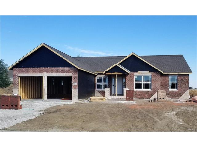 9713 Quapaw, Mascoutah, IL 62258 (#17081019) :: Holden Realty Group - RE/MAX Preferred