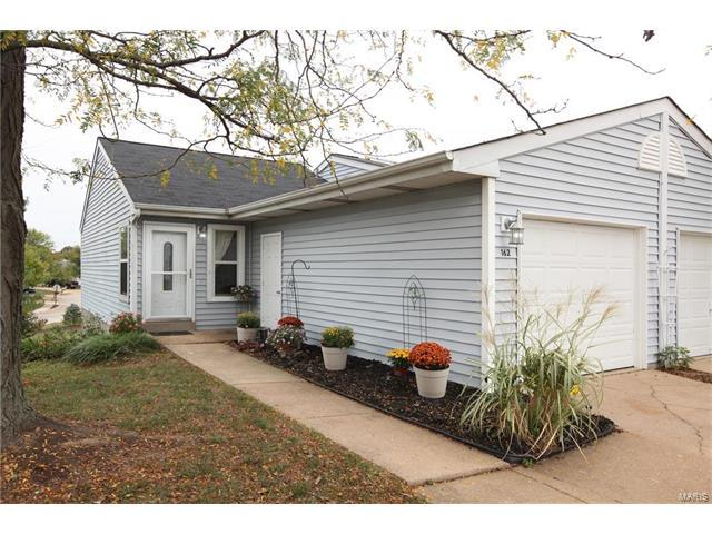 162 Inverness Drive, Valley Park, MO 63088 (#17081211) :: The Becky O'Neill Power Home Selling Team