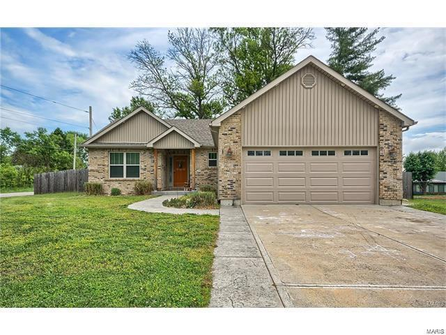 2177 Meadow Grass Drive, Pacific, MO 63069 (#17081289) :: Clarity Street Realty