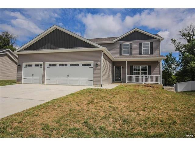 2160 Meadow Grass Drive, Pacific, MO 63069 (#17081299) :: Clarity Street Realty