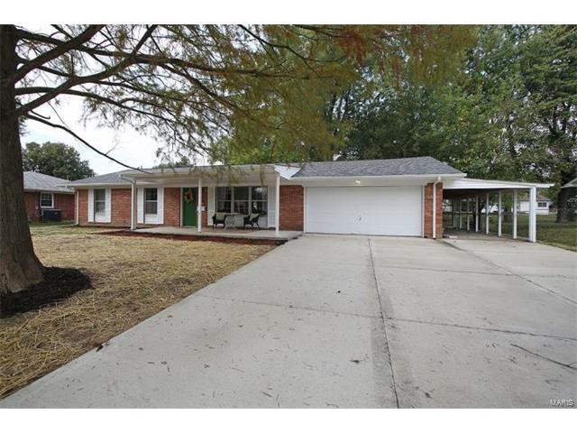 103 Marilyn Drive, Swansea, IL 62226 (#17081366) :: Holden Realty Group - RE/MAX Preferred