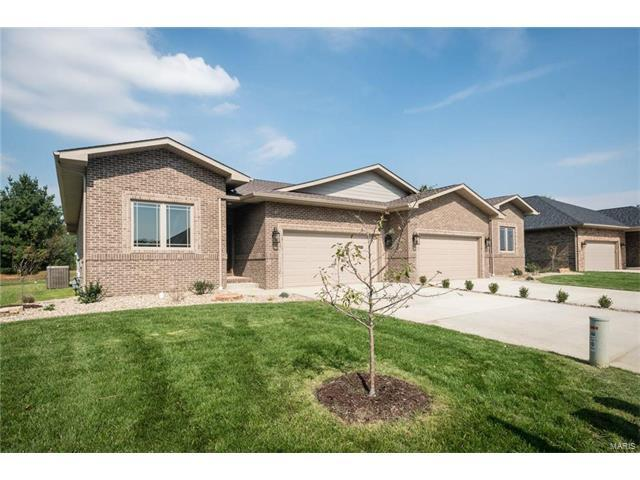 1873 Carrington Way, Swansea, IL 62226 (#17081539) :: Holden Realty Group - RE/MAX Preferred