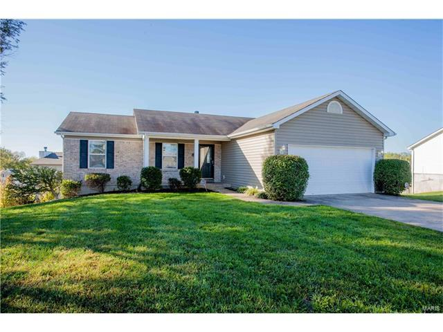 30 Glen Meadows Drive, Troy, MO 63379 (#17081545) :: Holden Realty Group - RE/MAX Preferred