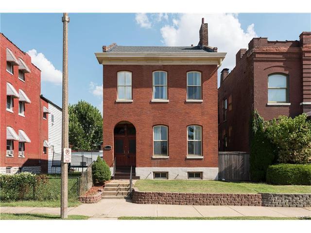 2254 Missouri Avenue, St Louis, MO 63104 (#17081741) :: Clarity Street Realty