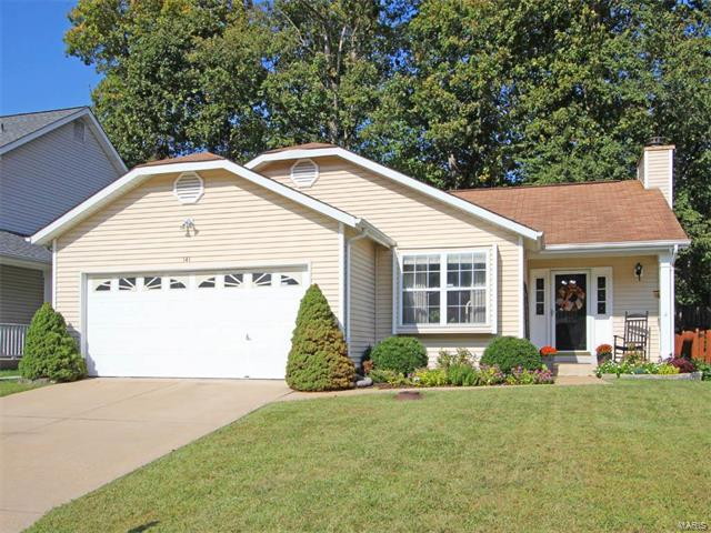 141 Wynstay Avenue, Valley Park, MO 63088 (#17081814) :: The Becky O'Neill Power Home Selling Team