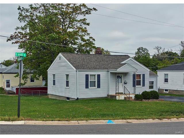 3166 O Hare, Saint Ann, MO 63074 (#17081864) :: Clarity Street Realty