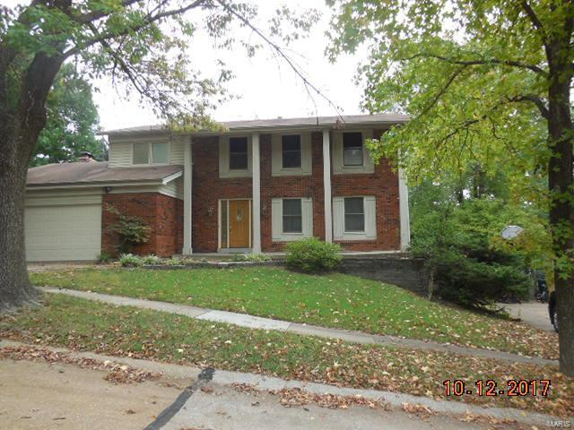 13116 Dougherty Ridge Court, St Louis, MO 63131 (#17081934) :: Kelly Hager Group   Keller Williams Realty Chesterfield