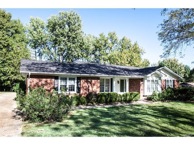 804 Rotherham Drive, Ballwin, MO 63011 (#17081940) :: Kelly Hager Group | Keller Williams Realty Chesterfield