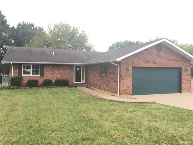 301 S Breidecker Street, Columbia, IL 62236 (#17081984) :: Holden Realty Group - RE/MAX Preferred