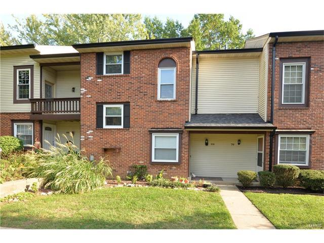 68 Conway Cove Drive, Chesterfield, MO 63017 (#17082085) :: Clarity Street Realty