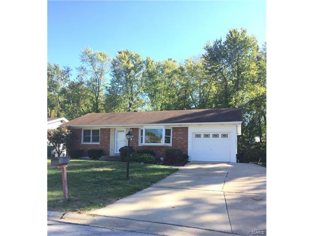 116 Martigney Drive, St Louis, MO 63129 (#17082161) :: RE/MAX Vision