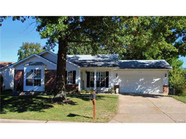 504 Summerwood, Saint Peters, MO 63376 (#17082167) :: Clarity Street Realty