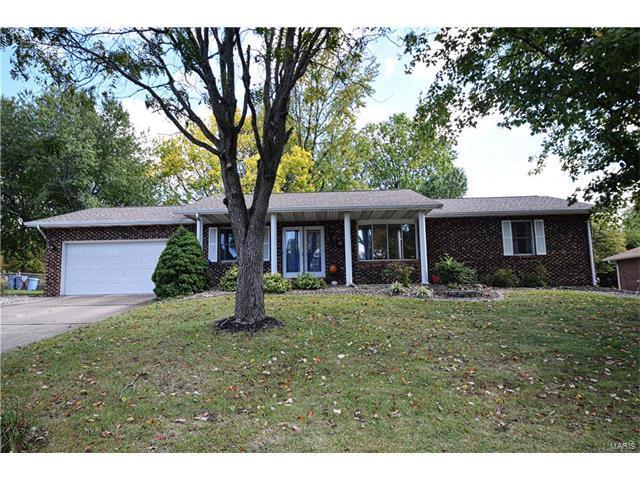 73 Crestview Drive, Glen Carbon, IL 62034 (#17082234) :: Fusion Realty, LLC