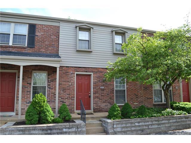 1211 Clarkson Court #1211, Ellisville, MO 63011 (#17082252) :: RE/MAX Vision
