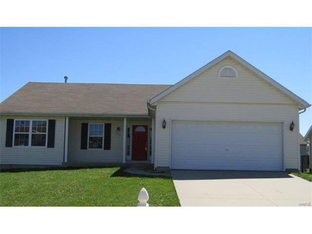 2822 Lakeside Drive, Columbia, IL 62236 (#17082263) :: Holden Realty Group - RE/MAX Preferred