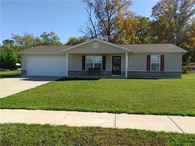 24 Parkway Drive, Troy, MO 63379 (#17082264) :: Holden Realty Group - RE/MAX Preferred