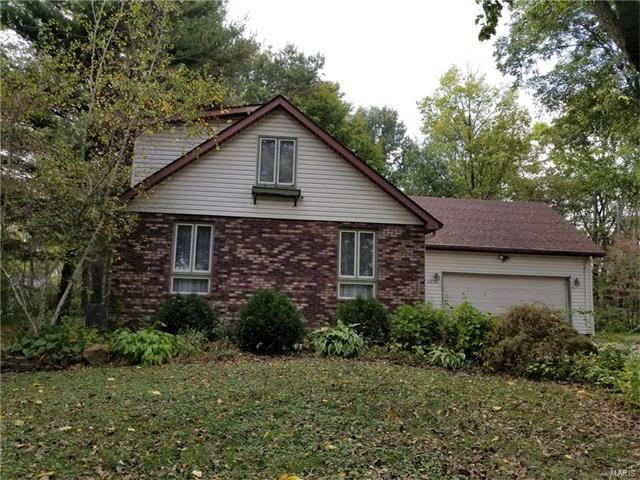 1378 Biscay Drive, Edwardsville, IL 62025 (#17082272) :: Holden Realty Group - RE/MAX Preferred