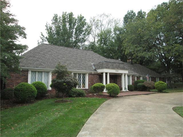 10490 Frontenac Woods Lane, St Louis, MO 63131 (#17082303) :: RE/MAX Vision
